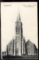 BELGIQUE - DICKEBUSCH - De Kerk - L'Eglise - Church - Voor Bombardement - Ieper