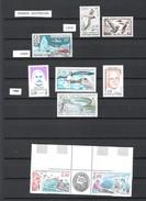 TAAF: Lot De 25 TP: Poste , PA,BF  1959/69/98/99/2000/01 - Colecciones & Series