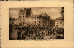 35 - RENNES - Marché - Rennes