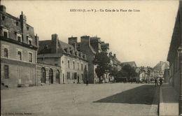 35 - RENNES - Place Des Lices - - Rennes