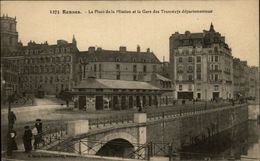 35 - RENNES - Place De La Mission - Gare Des Tramways - Rennes