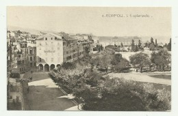 CORFOU - L'ESPLANADE  - NV FP - Grecia