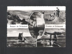 ST - IDESBALD - GROETEN UIT ST-IDESBALD - NELS    (9015) - Koksijde