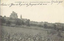 8206 CPA Le Mesnil - Panorama De La Vallée De La Loire - France
