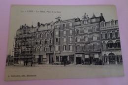 LENS LES HOTELS PLACE DE LA GARE - Lens