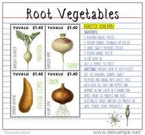Tuvalu-2014-Root Vegetables - Tuvalu