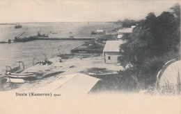 DUALA  (Kamerun)    Quai - Cameroun