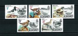 Alderney  Nº Yvert  13/17  En Nuevo - Alderney