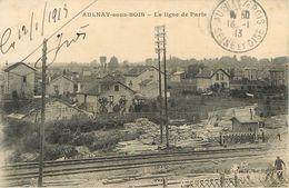 Aulnay Sous Bois Ligne De Chemin De Fer De Paris - Aulnay Sous Bois