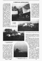 """L'AEROPLANE  """" SANTOS-DUMONT  """"  1906 - Unclassified"""