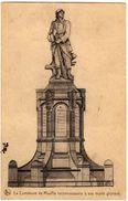 Maulde. ( Tournai ). La Commune De Maulde Reconnaissante à Ses Morts Glorieux. Projet De Monument. Très Rare ! **** - Tournai