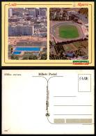 PORTUGAL COR 53381 - ALGARVE - LOULÉ - VISTA AEREA PISCINA ESTADIO STADIUM STADE FUTEBOL FUTBOL FOOTBALL CALCIO - Faro