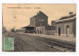 St-Amands (Puers) - De Statie - La Station - Puurs