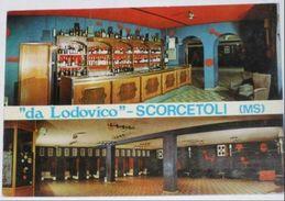 MASSA CARRARA - Scorcetoli - Filattiera - Ristorante Bar Discoteca Da Lodovico - 2 Vedute - Carrara