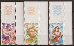 FRENCH POLYNESIA 1978, Definitives - Nuevos