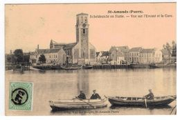 St-Amands (Puers) - Scheldezicht En Statie - Puurs