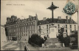 35 - RENNES - Croix De La Mission - - Rennes