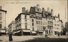 35 - RENNES - Place Leperdit - Rennes