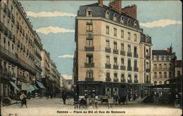 35 - RENNES - Place Au Blé - Rennes