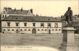 35 - RENNES - Bourse Du Commerce - Rennes
