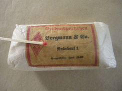 Compresse Verbandpäckchen Bergmann & Co  Juin 1940 - Equipement
