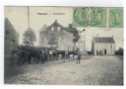 Hamont - Statieplein - Hamont-Achel