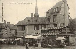 35 - RENNES - Quartier Saint Aubin - Marché - Rennes