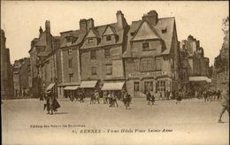 35 - RENNES - Place Sainte Anne - Rennes