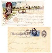 Chicago 1893, World's Columbian Exposition - 1847-99 Unionsausgaben