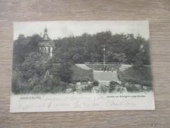 CPA  ALLEMAGNE MAGDEBURG - Magdeburg