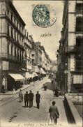 35 - RENNES - Rue De Rohan - Cachet De Voyageur - Rennes
