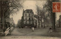 35 - RENNES - Rue Poullain-duparc - Rennes