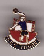 Pin's HBC THURE -- Handball Club  ( Dép 68 ) - Handball