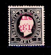 ! ! Mozambique - 1903 King Carlos OVP 115 R - Af. 71 - No Gum - Mozambique