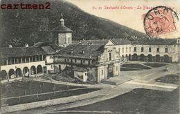 SANTUARIO D'OROPA PIAZZA DELA CHIESA PIEMONTE ITALIE ITALIA - Italia