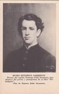 EUGENIA BELIN SARMIENTO, RETRATO CAP DOMINGO FIDEL SARMIENTO, MUSEO HISTORICO SARMIENTO, CIRCA 1950S. ARGENTINA - BLEUP - Peintures & Tableaux
