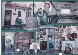 MUSEO MANOBLANCA, CIRCA 2010S. ARGENTINA - BLEUP - Museos