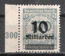 Reich 316 Neuf ** - Allemagne