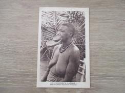CPA LES NEGRESSES A PLATEAUX KYA BE - Guinée Equatoriale