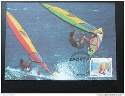 Carte Maximum Card Planche à Voile Sailboard Australie Ref 71781 - Maximumkaarten