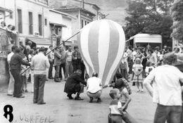 VERFEIL: Fetes De Verfeil En 1970-lancer De Ballons,photo 12,5x9 Cm,ecrite Au Verso,tbe - Verfeil