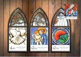 Carte De Voeux De La Poste Néo-zélandaise - Christmas 2015 - Bethlehem 04/11/15 - Nouvelle-Zélande