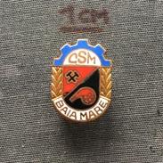 Badge (Pin) ZN005835 - Football (Soccer / Calcio) Romania Baia Mare - Voetbal