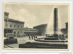 BOLOGNA PIAZZALE STAZIONE FERROVIARIA VIAGGIATA FG - Bologna