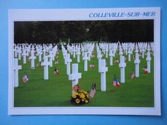 Colleville Sur Mer - Calvados - Francia - Veduta - Le Cimitiere Americain - Frankrijk