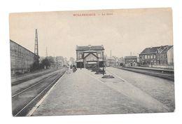Willebroeck  La Gare Edit Thomas Freres Et Soeurs  226 - Willebroek