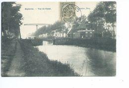 Espierres Vue Du Canal - Spiere-Helkijn