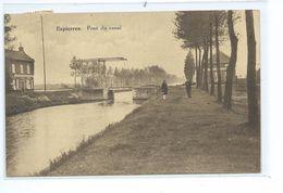 Espierres Pont Du Canal - Espierres-Helchin - Spiere-Helkijn