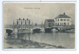 Espierres Barrage - Spiere-Helkijn