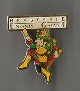 Pin's Brasserie Enfants Gayant - Beer